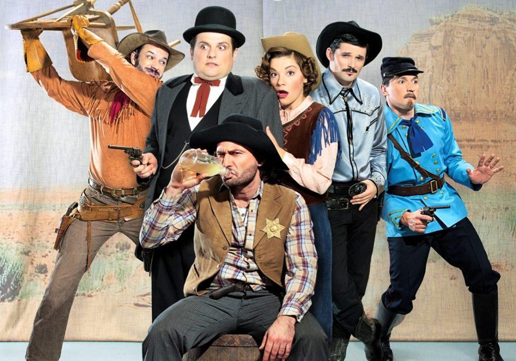 Cowboys (Kauboji) A film by Tomislav Mrsic